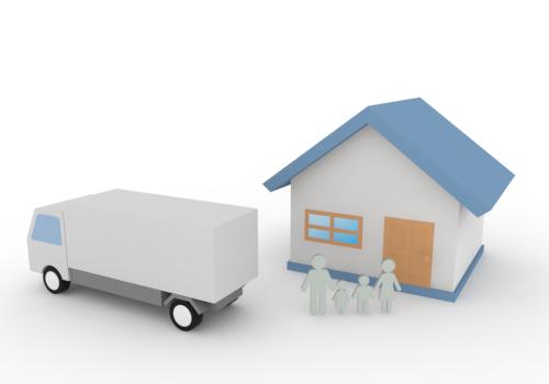 2ヶ所積みとは1件の引越し案件において二つの別々の場所で荷物を積み込む引越しのこと